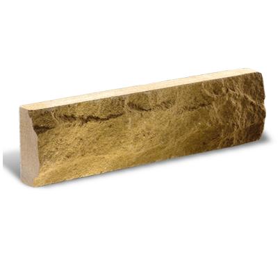 (Желтая) Фасадная плитка скала