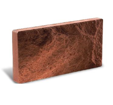 (Красная) Цокольная плитка