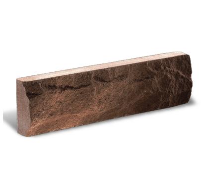 (Шоколад) Фасадная плитка скала